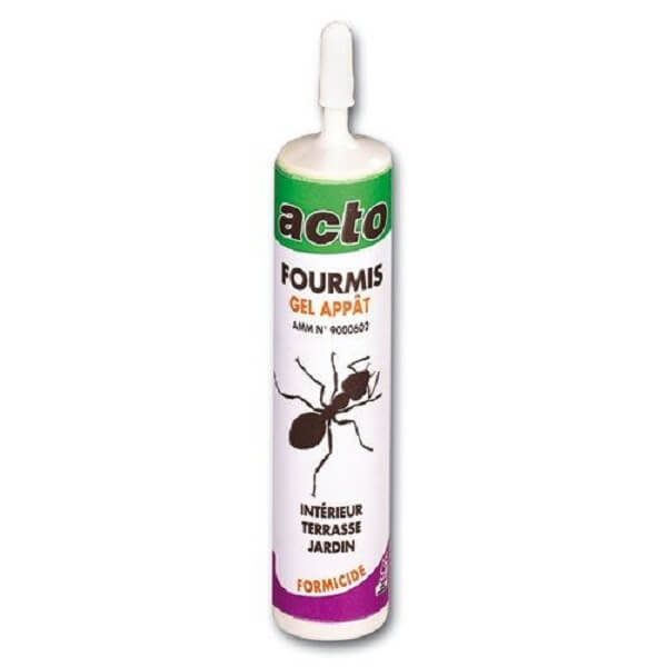 Anti fourmis tube 15g appât acto
