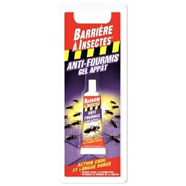 Anti fourmis gel appât tube 30g