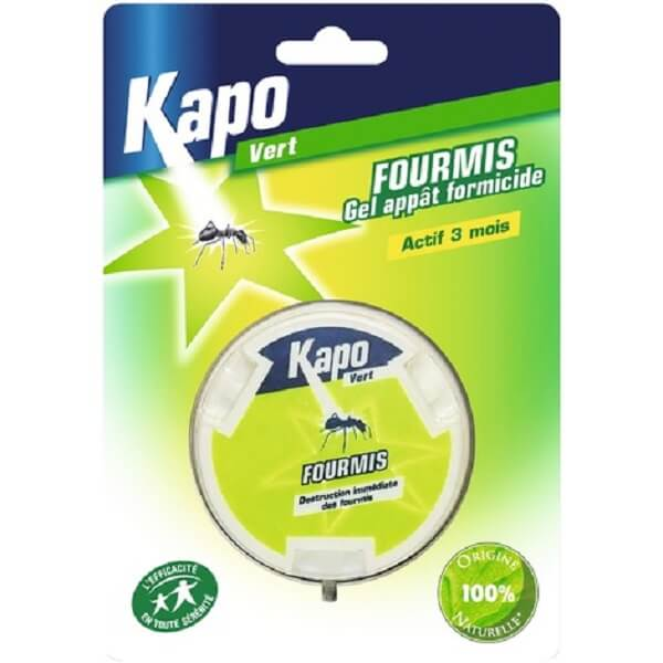 Fourmis gel appât 100% naturel