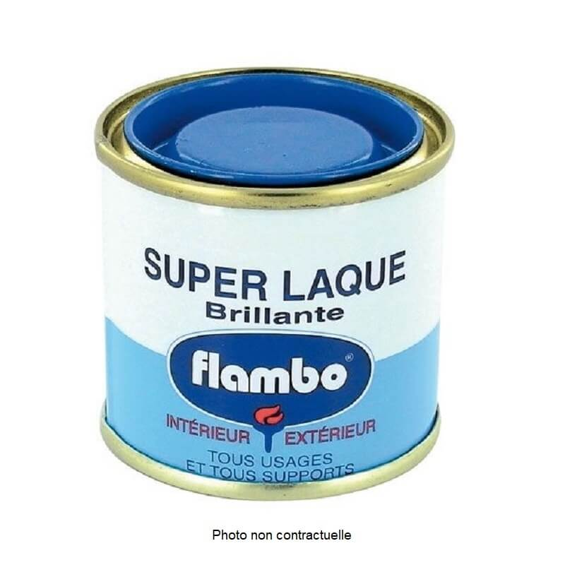 Laque Flambo 50ml bouton or