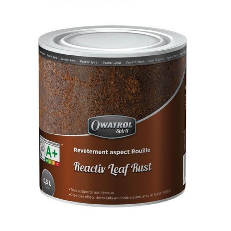 Peinture technique reactive leaf rust 0.5l
