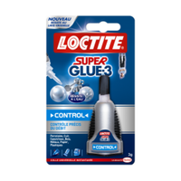 Colle super glue -3 Control liquide