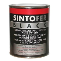 Sintofer black insonorisant
