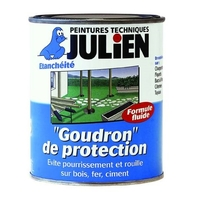 Goudron de protection