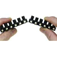 Barrette sécable domino