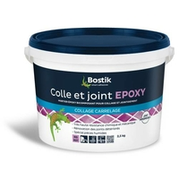 Colle et joint Epoxy