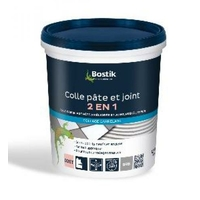 Colle et joint carrelage