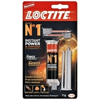 Colle Loctite epoxy N°1 instant power