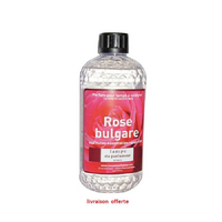 Recharge pour lampe rose bulgare 500ml