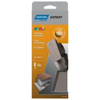 Patin Expert non perforé 93x230 grain 180