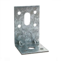 Equerre d'assemblage 60x40x40mm