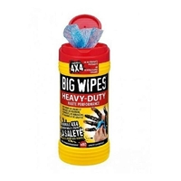 Lingettes double face Big wipes