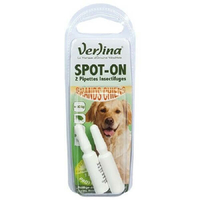 Pipettes Spot-on insectifuges grands chiens