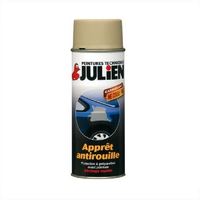 Apprêt antirouille bombe Julien vehidécor 400ml