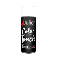 Julien bombe 400ml blanc brillant
