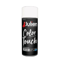 Julien bombe 400ml blanc mat