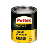 Pattex colle contact liquide boîte 650g