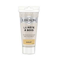 Pate à bois tube 150g naturel