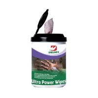 Lingettes nettoyantes ultra power wipes x90