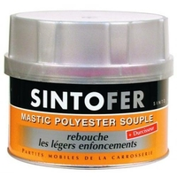 Mastic polyester Souple