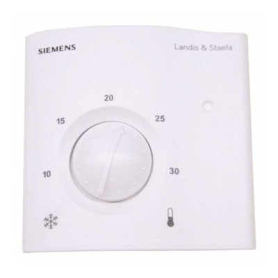 Thermostat d'ambiance réglable