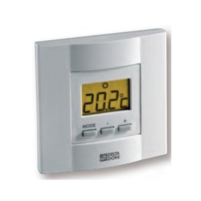 Thermostat d' ambiance à touches TYBOX 21