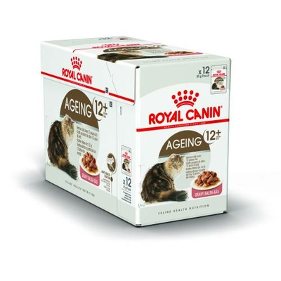 Nourriture Royal Canin pour chats Ageing 12 plus