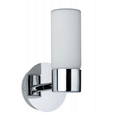 Applique Eleon IP44 1 flamme Chrome