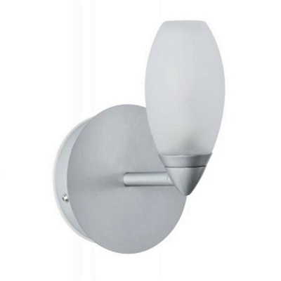 Applique Carina IP44 1 flamme Chrome