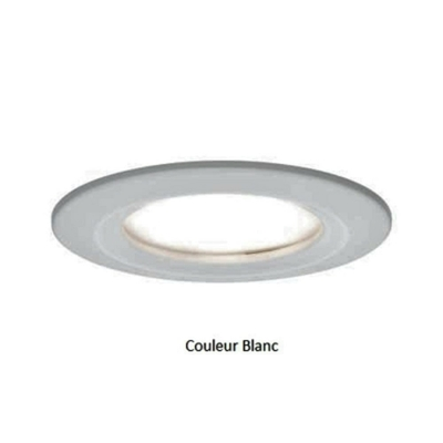 Encastrés LED Coin Slim IP44 rond 6,8 W