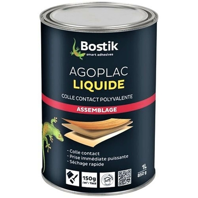 Agoplac liquide colle contact 5l