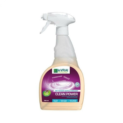 Nettoyant ultra puissant Clean Power 750 ml
