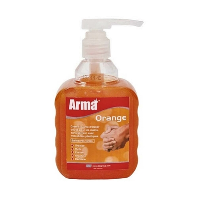 Arma orange flacon pompe 450ml