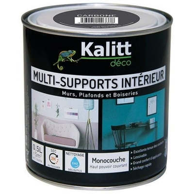 Kalitt Multi supports mat carbone 0.5l