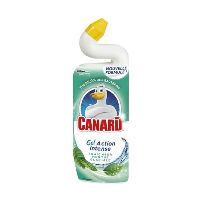 Canard wc gel action intense menthe glaciale