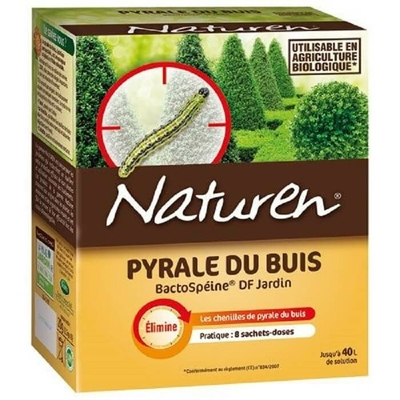 Insecticide pyrale du buis