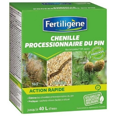 Insecticide chenille processionnaire du pin