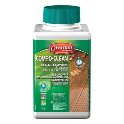 Durieu compo clean 1l