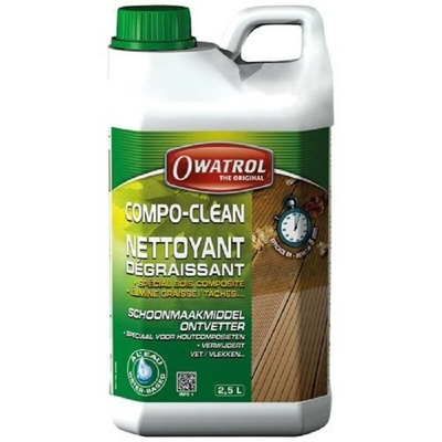 Durieu compo clean 2.5l