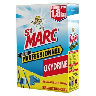 Lessive Oxydrine St Marc pro