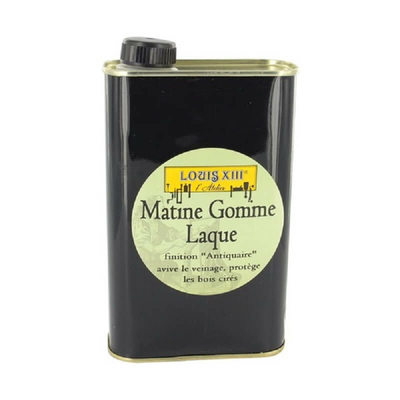 Matine gomme laque 500ml Louis XIII