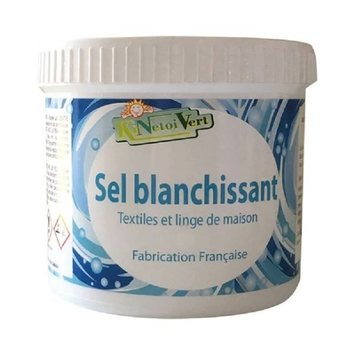 Sel blanchissant textiles 500g