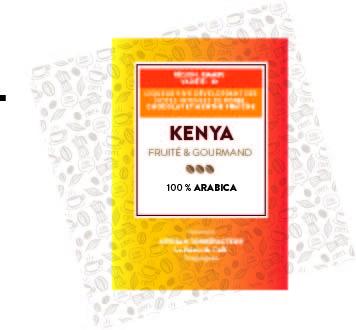 Kenya Maasaï - 100 % arabica