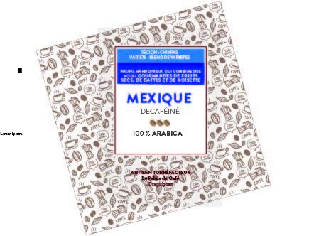 Décaféiné Mexique