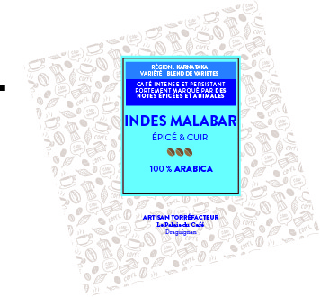 Indes Malabar - Epicé & Cuir