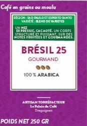 Brésil 25 - spécial expresso