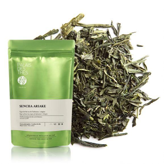 thé vert le palais des thés