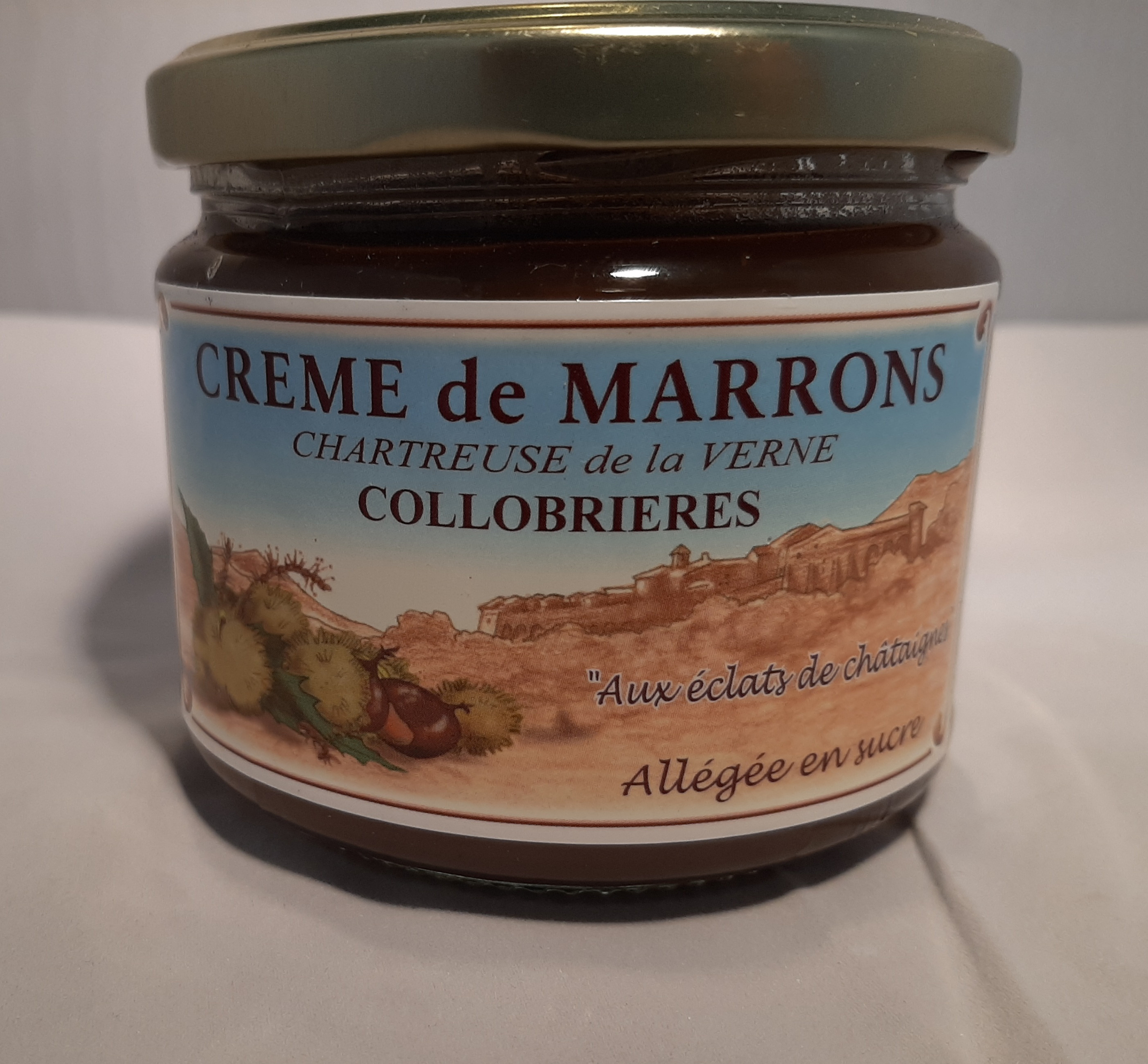 Crème de marrons - Collobrières - 350 gr