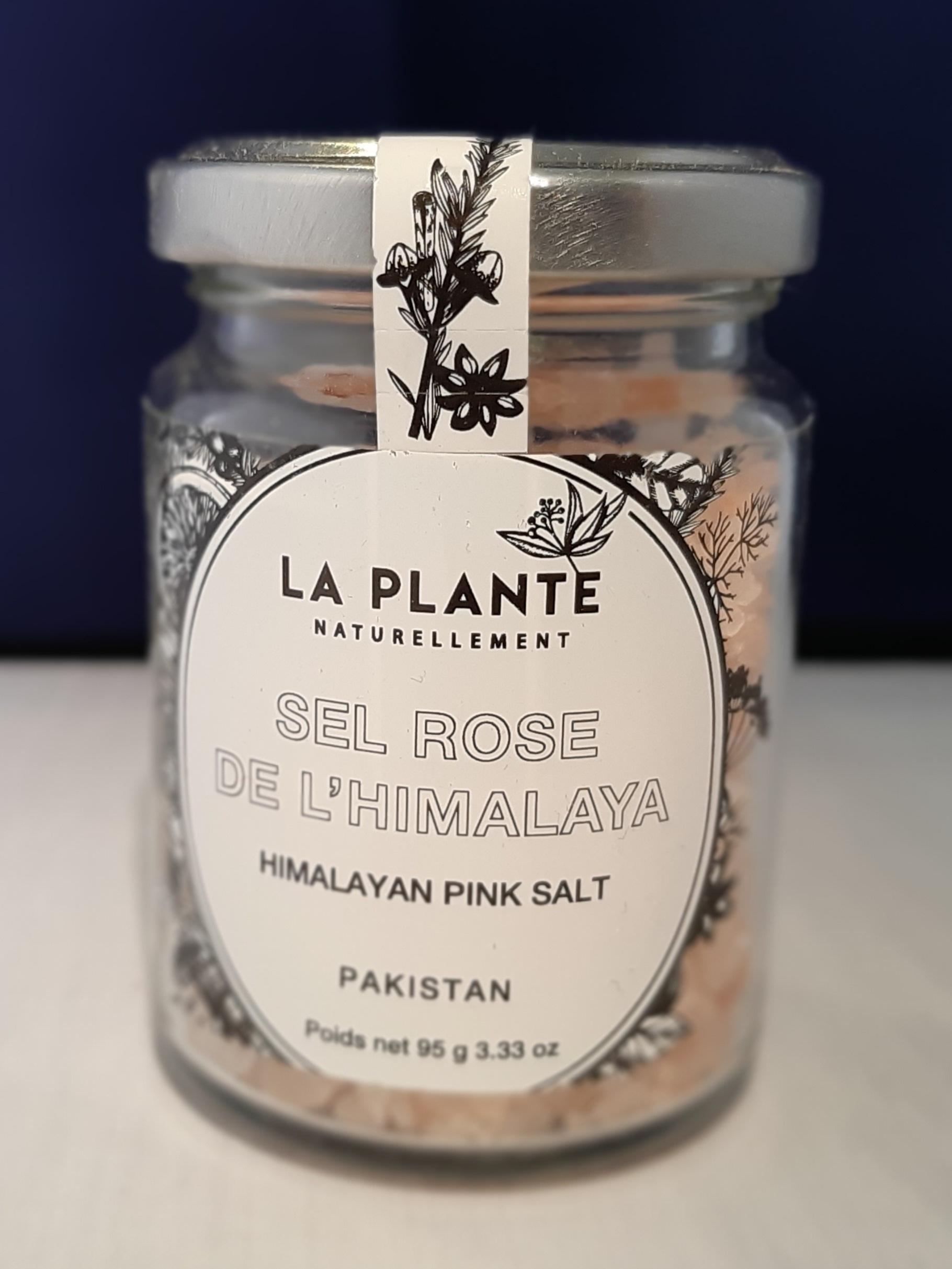 Sel rose de l\'Himalaya - 95 gr