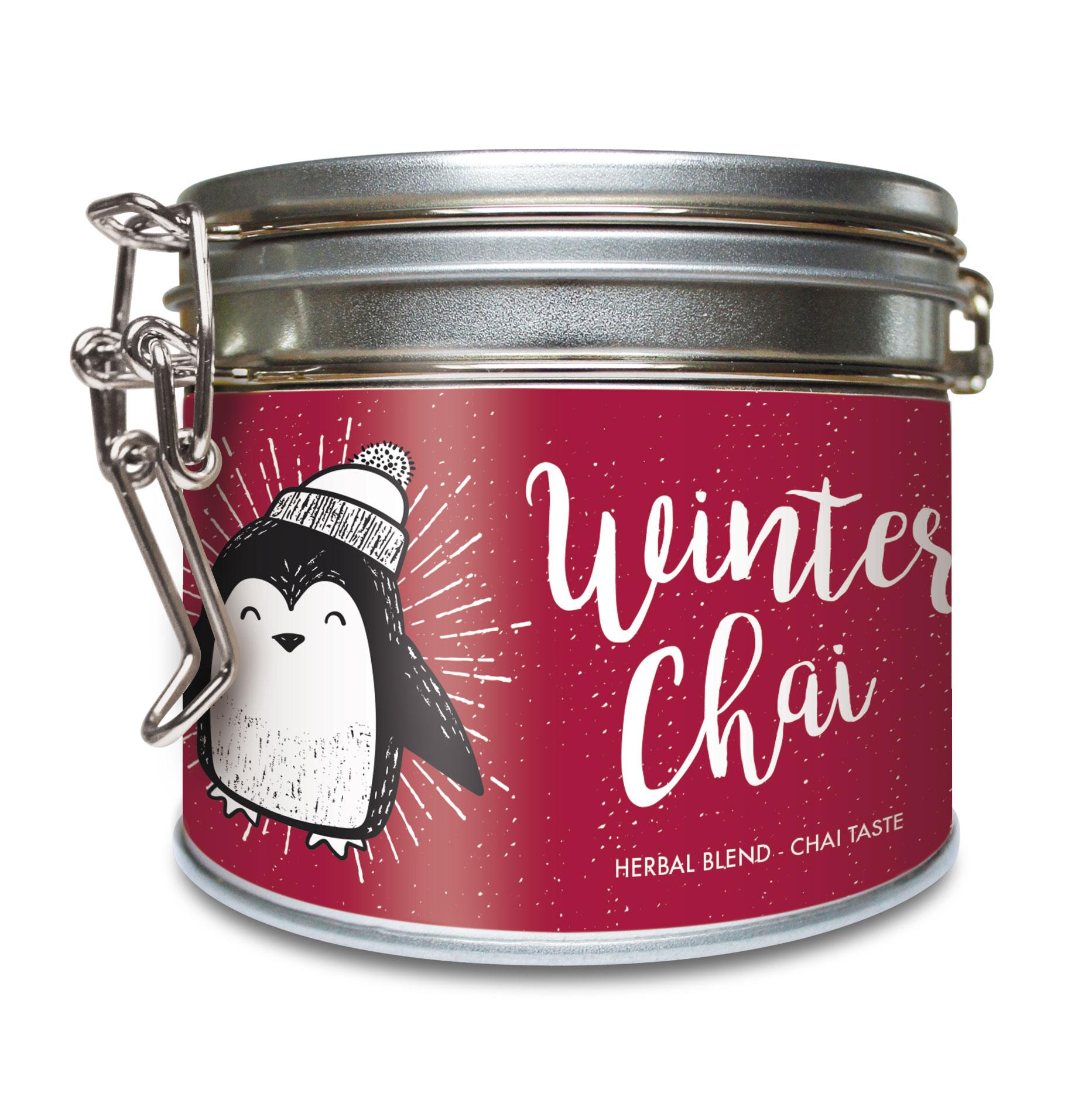 Boîte de Thé ALVEUS® - 100 gr - Winter Chai Bio